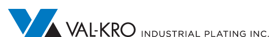 Val-Kro Industrial Plating, Inc.